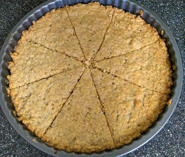 oaty shortbread www.raisiebay.com
