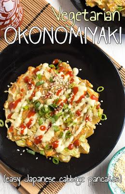 japanese okonomiyaki pancakes