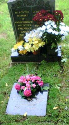 the family grave