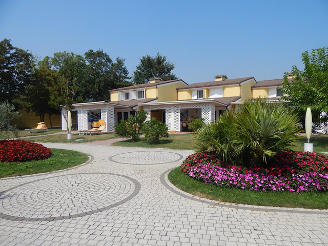pra' delle Torri resort accomodation