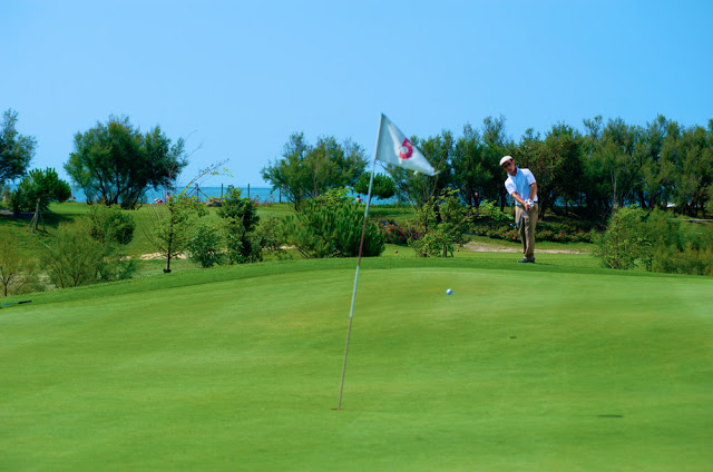 golf at pra delle torri resort