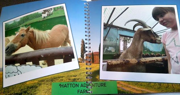 inside my summer photo book