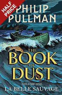 The book of dust waterstones