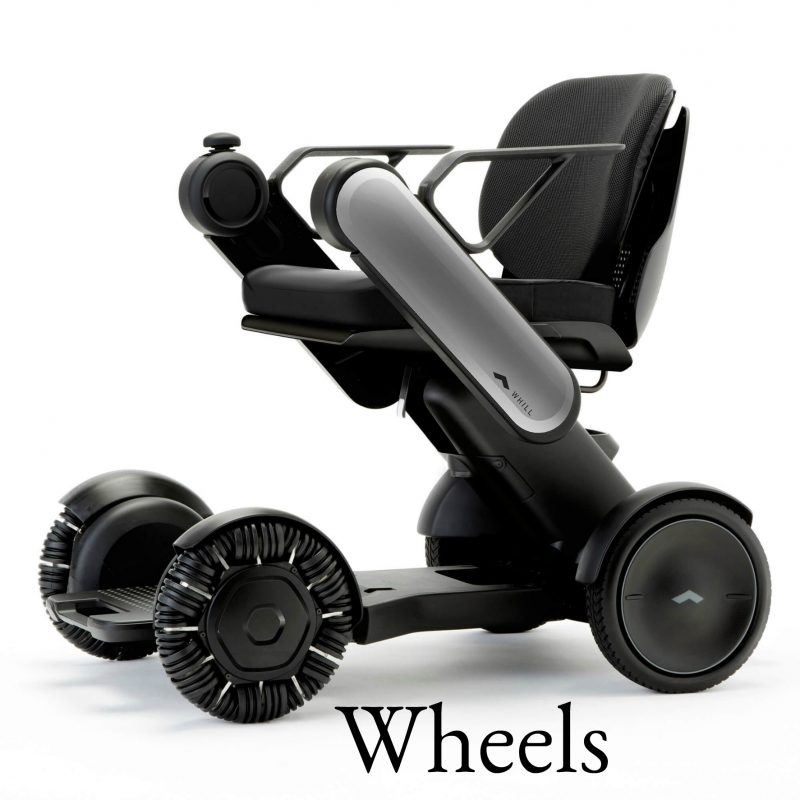 a photo of Whill, a wheelchair from TGA mobility